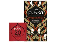 TE PUKKA SORT ORIGINAL CHAI 20/PK