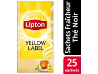 TE LIPTON YELLOW LABEL 25/PK.