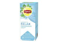LIPTON PEPPERMINT TEA 25 PS