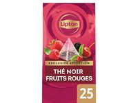TE LIPTON TRENDY T FOREST FRUITS 25/PK.