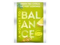 TE LIPTON POSE GREEN TEA CITRUS 25/PK.