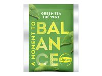 TE LIPTON GREEN TEA 25/PK.