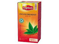 TE LIPTON ENGLISH BREAKFAST 25/PK.